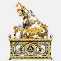 Эксклюзивные часы Георгий Победоносец