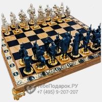 Шахматы украшенные Битва Стратегов