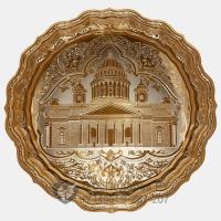Блюдо подарочное Исаакиевский собор