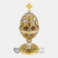 Яйцо с собором