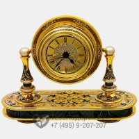 Часы настольные Император