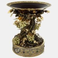 Элитная ваза Виноградное дерево