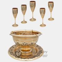 Набор для шампанского Венеция