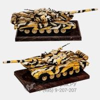 Подарок танкисту - композиция Танк