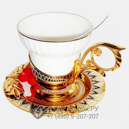 Кофейный набор Ветка кофе