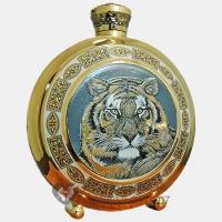 Фляжка Тигр