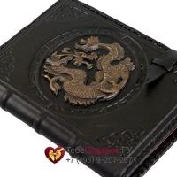 Ежедневник А5 Дракон чёрный