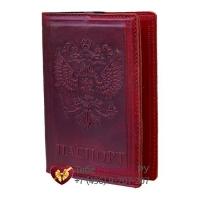 Обложка для паспорта Герб РФ