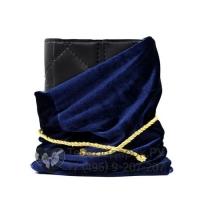 Подарочная упаковка - Мешочек 2 ультрамарин