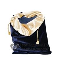 Подарочная упаковка - Мешочек 3 ультрамарин